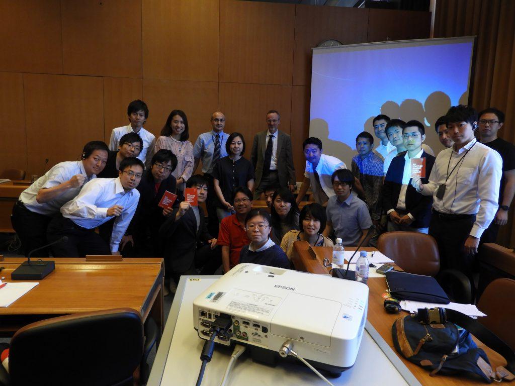IUF-J海外労働学校42期