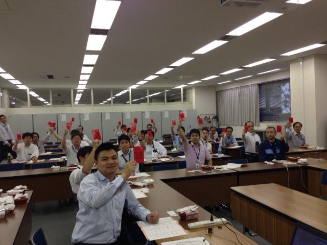 KDDI労働組合西日本支部 中部分会
